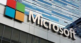 مايكروسوفت تحقق أكبر نمو في الإيرادات منذ 2018