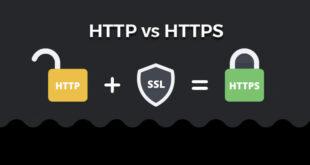 ما هو الفرق بين HTTP و HTTPS ؟