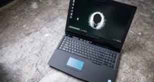 Alienware تطلق حاسب محمول للألعاب بمعالج AMD