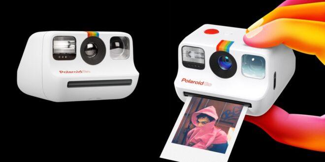 Polaroid Go .. الكاميرا الفورية التناظرية الأصغر حتى الآن