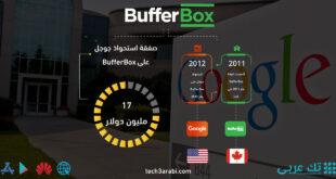 تعرف على صفقة استحواذ جوجل على BufferBox