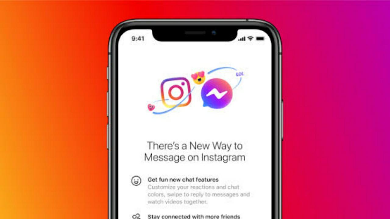 الدمج بين ماسنجر وإنستاجرام يفوق توقعات فيسبوك