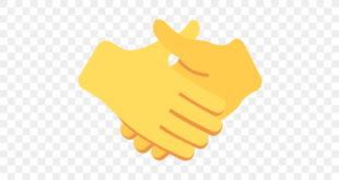 جوجل تطلق إيموجي مصافحة الأيدي بألوان متعددة