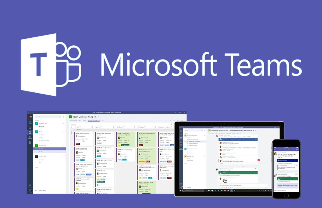 مايكروسوفت تيمز أصبحت بديلًا لتطبيق واتساب