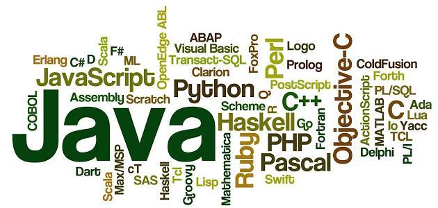 ما هي انواع لغات البرمجة؟
