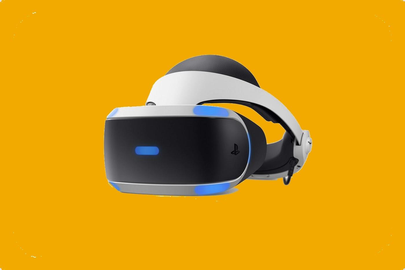 نظارة PlayStation VR من سوني تأتي بدقة 4K