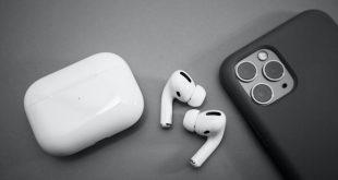 آبل تسهل الاستماع عبر AirPods والعثور عليها