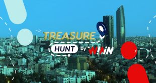 """تطبيق WININ يطلق حملة """"البحث عن الكنز"""" بجوائز تعتبر الأضخم من نوعها في الأردن"""
