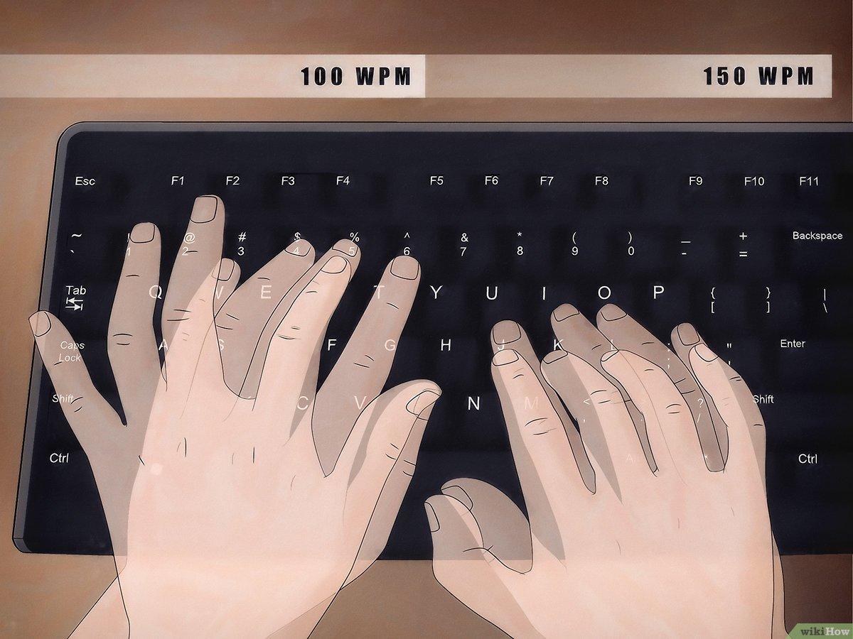 مواقع إلكترونية مجانية خاصّة بتعليم الكتابة السريعة على لوحة المفاتيح