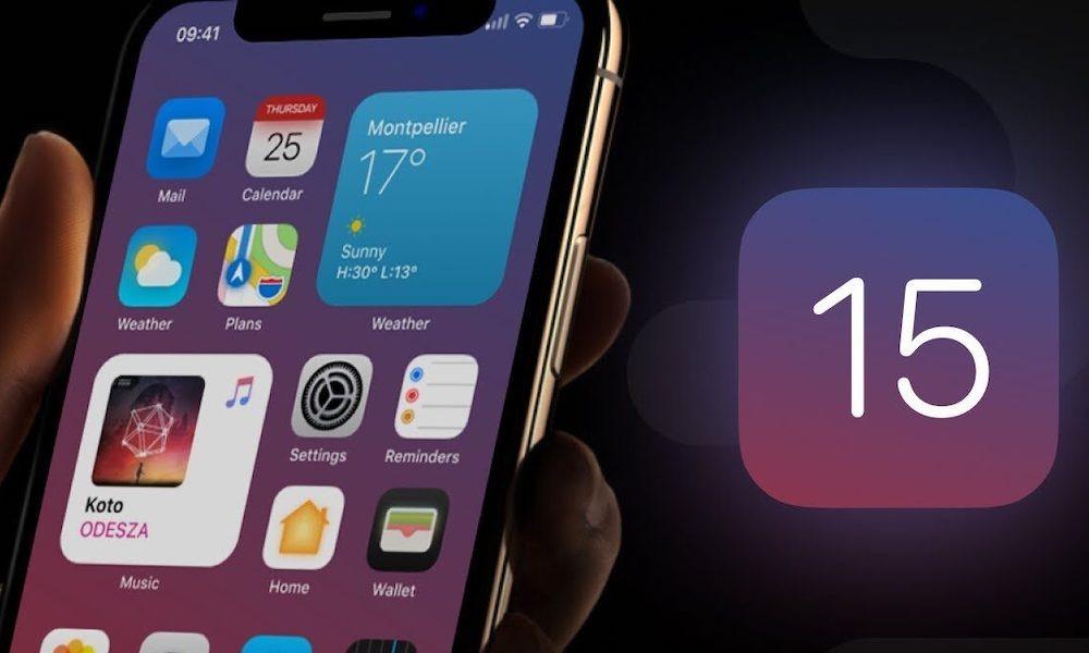 هل يمكنك رفض تحديث iOS 15 من آبل ؟