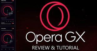 5 مميزات تجعل متصفح اوبرا GX الأفضل لمحبي الألعاب