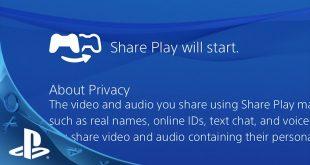 طريقة استخدام SharePlay عبر أجهزة آبل