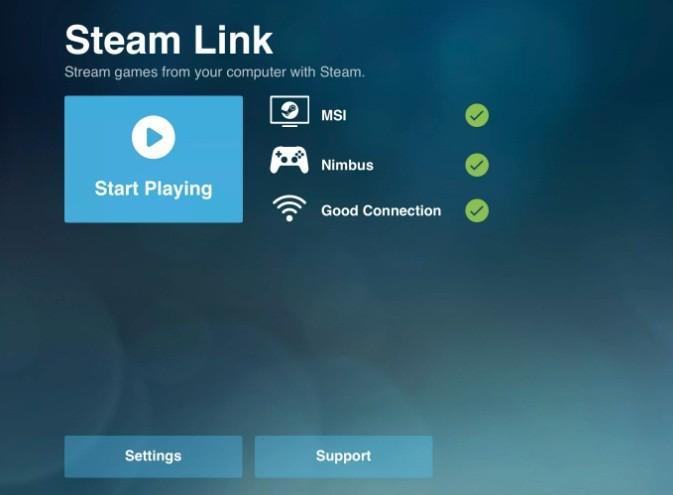 طريقة تشغيل Steam على كروم بوك