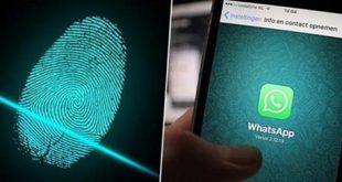 كيفية تأمين واتساب ببصمة الإصبع لكلا النظامين Android و iOS