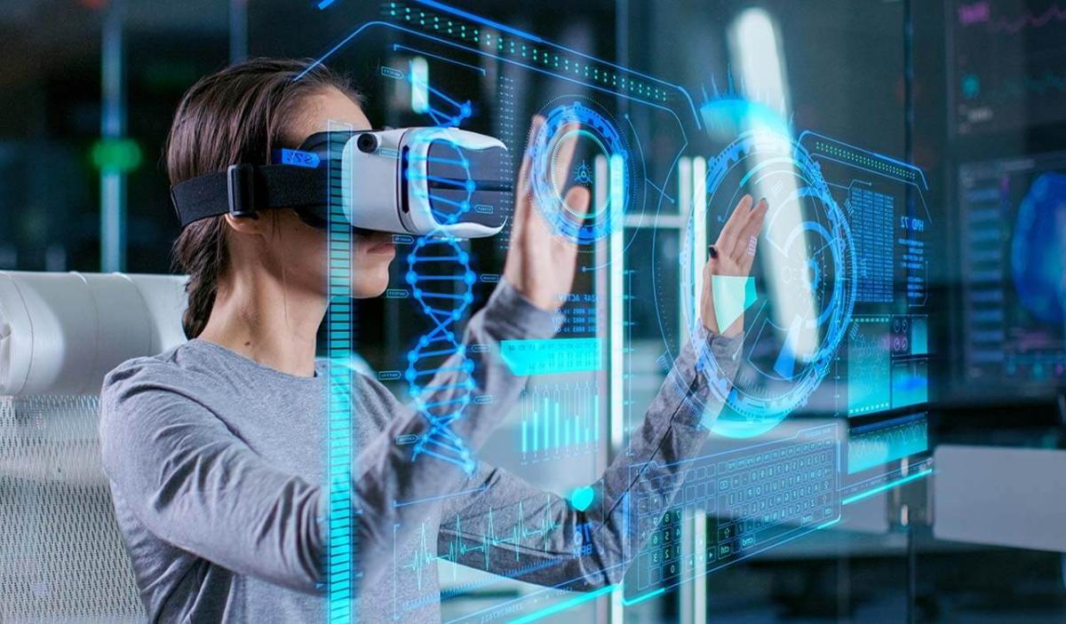 كيف تعمل تقنية الواقع الافتراضي ؟