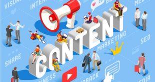 ما هي صناعة المحتوى و ما هي انواعها ؟