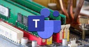 مسح ذاكرة التخزين في مايكروسوفت تيمز