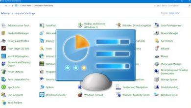 كيفية الوصول إلى جميع أوامر لوحة التحكم في ويندوز 10