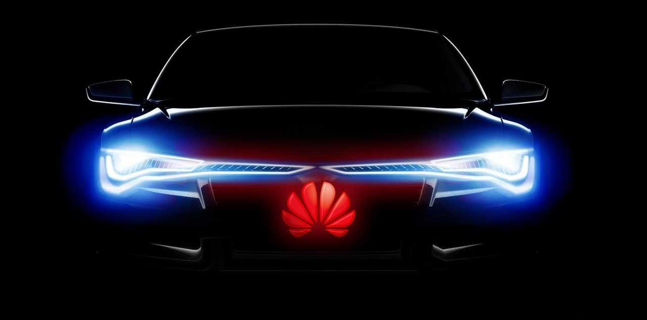 هواوي تشارك في إنتاج سيارة كهربائية ذكية