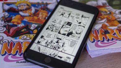 أفضل التطبيقات لقراءة المانغا عبر الهواتف الذكية