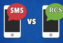 بروتوكول RCS من جوجل يستبدل رسائل SMS