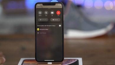 تغيير رقم المستخدم في Facetime لأجهزة آيفون