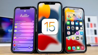 كيفية عرض معلومات الصورة في iOS 15
