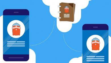 كيفية نقل جهات الاتصال من هاتف أندرويد إلى آخر