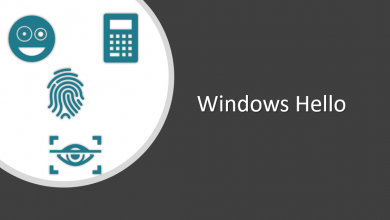 ما هو نظام مايكروسوفت للمصادقة Windows Hello
