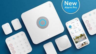 Ring Alarm Pro من أمازون يجمع بين نظام أمان مع جهاز توجيه