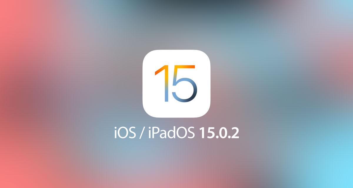 آبل تصدر iOS 15.0.2 مع بعض إصلاحات Find My