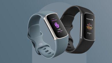 الاختلاف بين سوار أمازون الصحي و Fitbit Charge 5