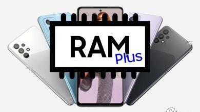 بعض هواتف سامسونج تحصل على ميزة RAM Plus