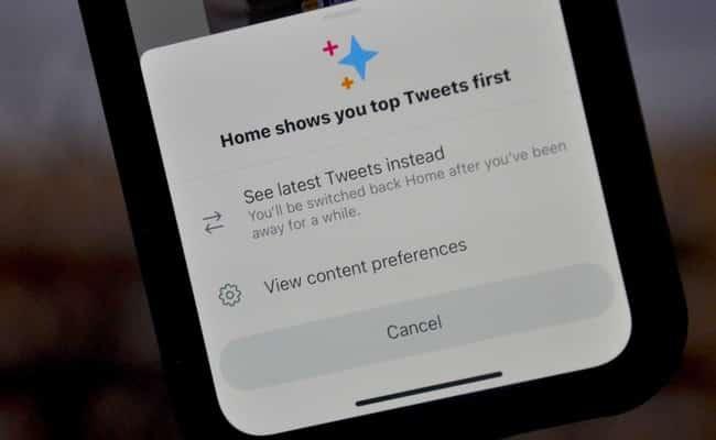 تويتر تسهل الوصول إلى خلاصتك ذات الترتيب الزمني العكسي