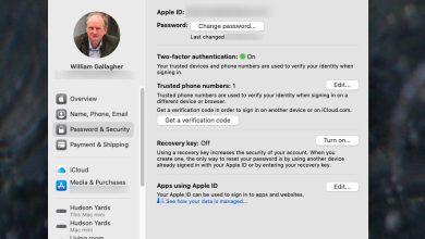 هل نسيت كلمة سر Apple Id ؟ إليك ما يجب أن تفعله لاستعادتها