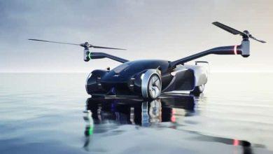 Xpeng تعلن عن سيارة طائرة يمكنها أيضًا السير عبر الطرق